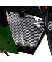 Grille de collecteur R&G RACING noir Kawasaki H2 SX