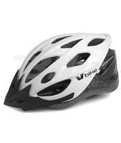 Casco V Bike MTB/Road 20 ventilaciones blancotalla L (58-61cm)