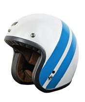 ORIGINE Primo Helmet Jack Gloss White Blue