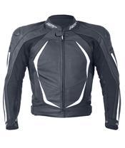 RST Blade II Jacke Leder Weiß Größe  XL Da