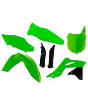 Kunststoff-Kit KX250F grün neon