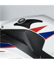 SLIDERS VAN DE TANK R&G RACING IN CARBON VOOR HONDA