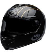 BELL SRT Helmet Buster Gloss Black/Yellow/Grey