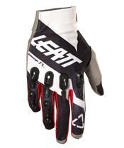 LEATT GPX 4.5 Lite Gloves Black/White Size S/EU7/US8