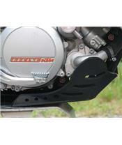 BODEMBESCHERMING GP KTM SX125 2011 ZWART ORANJE STICKER