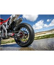 MICHELIN Reifen POWER SUPERMOTO RAIN 160/60 R 17 M/C NHS TL