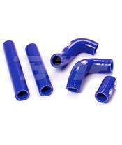 Kit tubos radiador Samco Husqvarna azul HUS-17-BU