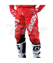 Pantalón ANSWER Elite Solid Rojo Talla 38 (2XL)