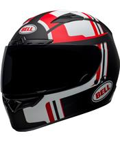 BELL Qualifier DLX Mips Helm Torque Matte Black/Red
