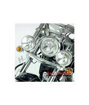 Kit spots additionnels HAC chrome Honda