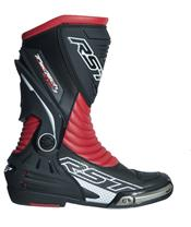 RST Tractech Evo 3 CE Boots Sports Leather Flo Red 48