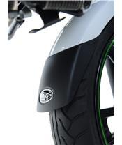 Extension de garde-boue R&G RACING noir Kawasaki Z650
