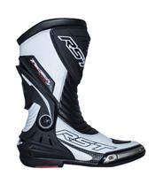 RST Tractech Evo III CE Sport Stiefel Leder Weiß 39