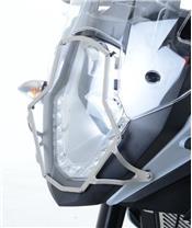 R&G RACING Stainless Steel Healdight Guard KTM 1050 Adventure