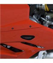 R&G RACING Left Engine Slider - Carbon Ducati Panigale