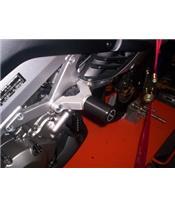 R&G RACING Aero Sturzpads schwarz Kawasaki DL1000 V-Strom