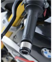 R&G RACING Lenkerenden schwarz BMW G310R