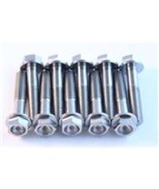 SCAR Titanium Screw Kit for ACS Triple Clamps 9pcs