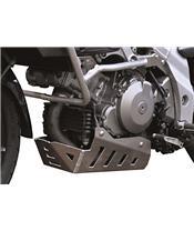BIHR Trail Skid Plate Aluminium Ice Matte Suzuki DL650 V-Strom