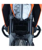 R&G RACING Side Protections Orange KTM Duke