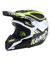 Helm LEATT GPX 5.5 Composite gelb/schwarz Gr.