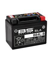 Batterie BS BATTERY BB4L-B SLA sans entretien activée usine