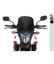 "Bulle MRA Touring ""T"" fumé Honda CB500X"