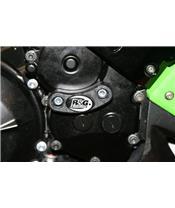 R&G RACING Engine Right Case Slider Black Kawasaki ZX-10R