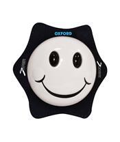 OXFORD Smiley Knee Sliders White