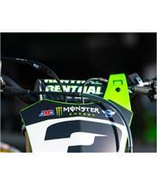 RENTHAL Fatbar® Handlebar Pad Kawasaki Racing Replica