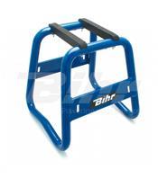 Stand moto BIHR Grand Prix Aluminio Azul