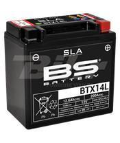Batería BS Battery SLA BTX14L (FA)