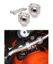 Bar mounts for KAWASAKI Z750 '04-08, Z1000 '03-08