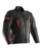 RST GT CE Leather Jacket Red