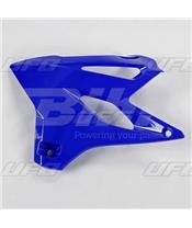 Plásticos laterales de radiador UFO Yamaha azul YA04847-089