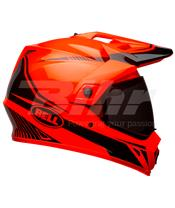 Casco Bell MX-9 Adventure Mips Torch Naranja/Negro Talla S