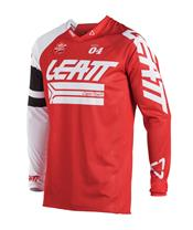 LEATT GPX 4.5 X-Flow Jersey Red/White