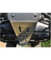 Proteção de quadro AXP, alumínio, 6 mm, Can-Am Outlander