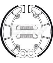 Zapatas de freno Tecnium BA046