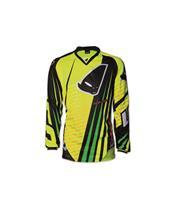 Maillot UFO CENTURY jaune/noir/vert T.XXL