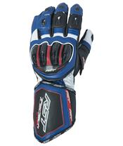 RST Tractech Evo CE Gloves Leather Blue Siz