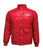 Jacke BELL Classic Puffy Red Größe