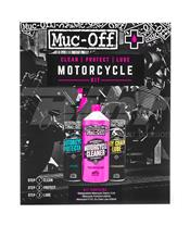 Kit de limpieza total MUC-OFF Clean, Protect And Lube (672)