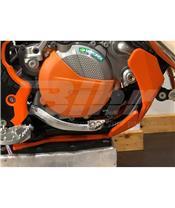 Cubrecarter AXP Enduro KTM naranja AX1451