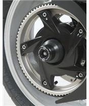 Protection de bras oscillant R&G RACING noir BMW F800GT/ST