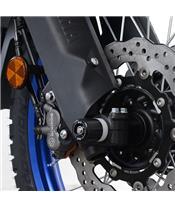 R&G RACING Vorkbescherming Zwart Yamaha Tenere 700