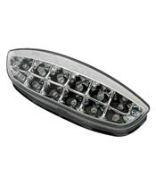 BIHR LED Rear Light with Integrated Indicators Yamaha YZF125R