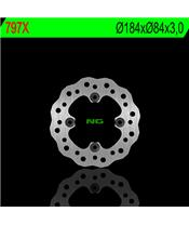 NG 797X Brake Disc Petal Fix