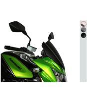 "Bulle MRA Touring ""T"" clair Kawasaki Z750R"