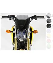 "MRA Racing ""NR"" windscherm zwart Honda MSX125"